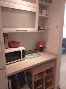 Piso Pomsol @ Roda Golf - Kitchen new work area