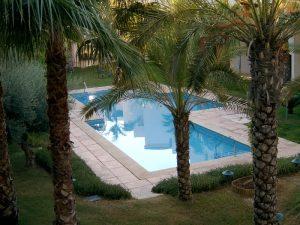 Piso Pomsol @ Roda Golf - Pool from the Balcony
