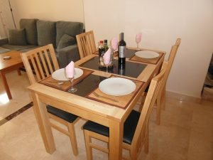 Piso Pomsol @ Roda Golf - Dining Table