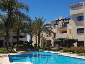Piso Pomsol @ Roda Golf - Apartment from Pool