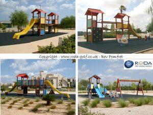 Piso Pomsol @ Roda Golf - Kids Play Area